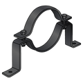"""4"""" OFFSET PIPE CLAMP"""