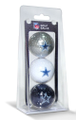 NFL Officially Licensed 3 Pack Golf Balls Team Color Choose Your Team