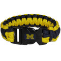 Offically Licensed NCAA Paracord Survival Bracelet Choose Your Team