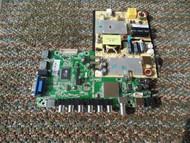 Seiki 35J0880/CVB39001 Main Board / Power Supply for SE39FT11 Version 1