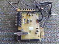 Sanyo 1LG4B10Y083BA Z5VHE Analog Board
