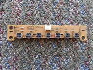 EBR48956301 LG Key Control Board