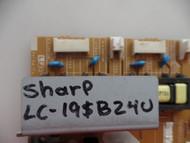 DUNTKE333FM02 Sharp Power Supply / Backlight Inverter