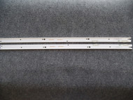 BN96-39379B/BN96-39380B Samsung Replacement LED Backlight Strips - 2 Bars