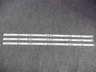 006-P1K3437A TCL LED Strips - 3 Strips