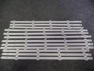 LC470DUE-SFR1 / LC470DUG-JFR1 LG/Vizio L.E.D. Strips - 12 Strips