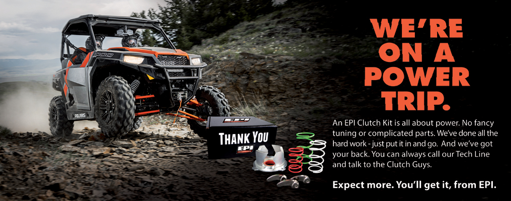 EPI Suspension Springs ATV//UTV