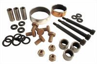 Primary clutch rebuild kit for polaris trail box and magnum