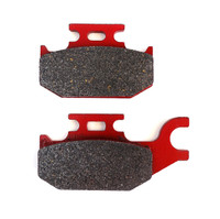 Brake Pads- Standard - WE445384 (ONE PAIR)