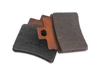Brake pads for Arctic Cat and Kymco.