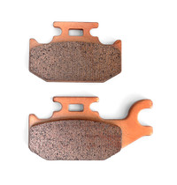 Brake pads for Can Am Outlander and Renegade.
