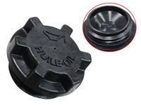 Oil cap for ski doo snowmobiles.