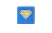Three Beeline Superman Hand-Crafted Backlit Keycap