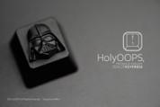 HolyOOPS Darth Vader 3D Aluminum Keycap