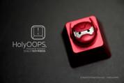 HolyOOPS Baymax 3D Aluminum Keycap
