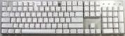 Vortex Pink Doubleshot Thick PBT 104-keyset