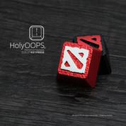 HolyOOPS Dota 2 Aluminum Keycap