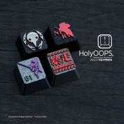HolyOOPS EVA Aluminum Keycap (Newest Version)