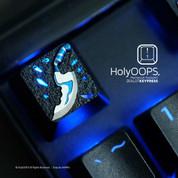 HolyOOPS Dota 2 Blink Dagger Backlit Aluminum Keycap