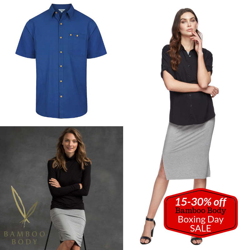 Bamboo Body - 15%-30% Off All