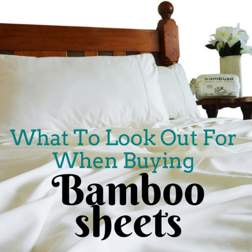 What To Look Out For When Buying Bamboo Sheets Bamboo Village