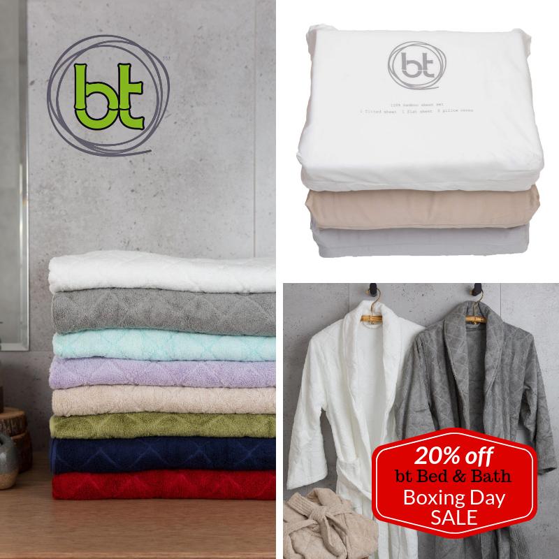 bt Bedroom & Bathroom - 20% Off
