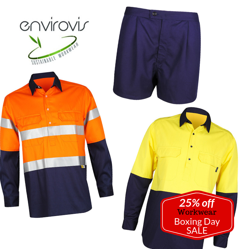 Envirovis Workwear - 25% Off