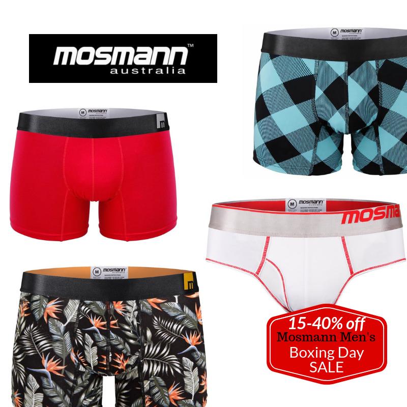 Mosmann Mens - 15% - 40% Off