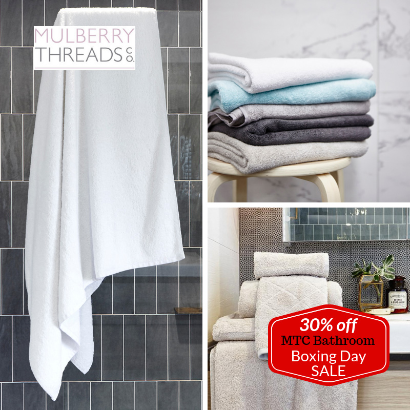 Mulberry Threads Co Bathroom - 30% Off
