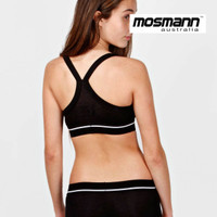 """Women's """"Absolute Comfort"""" Bamboo Crop Top - Holly"""