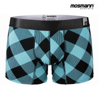 "Men's ""All Day Cool & Dry"" Bamboo Boxer Trunks - Axel"