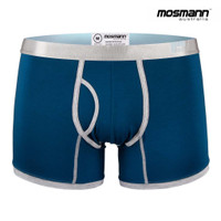 "Men's ""All Day Cool & Dry"" Bamboo Boxer Trunks - Tyrrell"