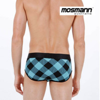 """Men's """"All Day Cool & Dry"""" Bamboo Briefs - Axel"""