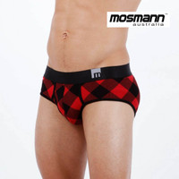 "Men's ""All Day Cool & Dry"" Bamboo Briefs - Tate"