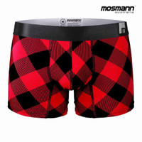 "Men's ""All Day Cool & Dry"" Bamboo Boxer Trunks - Tate"