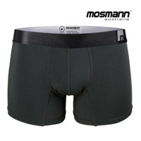 "Men's ""All Day Cool & Dry"" Bamboo Boxer Trunks - Lunar"