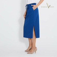 Woven Bamboo Skirt