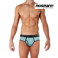 "Men's ""All Day Cool & Dry"" Bamboo Briefs - Banana"