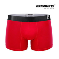 "Men's ""All Day Cool & Dry"" Bamboo Boxer Trunks - Lantern"