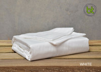bt Bamboo Sheet Set - White