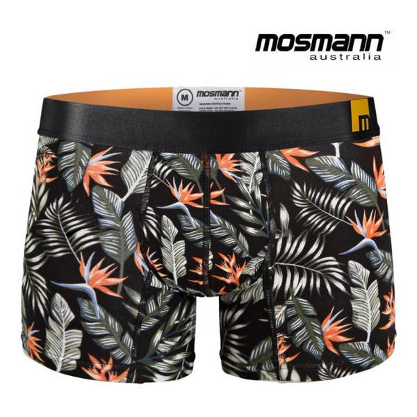 """Men's """"All Day Cool & Dry"""" Bamboo Boxer Trunks - Mahana"""