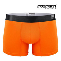 "Men's ""All Day Cool & Dry"" Bamboo Boxer Trunks - Tuscan"