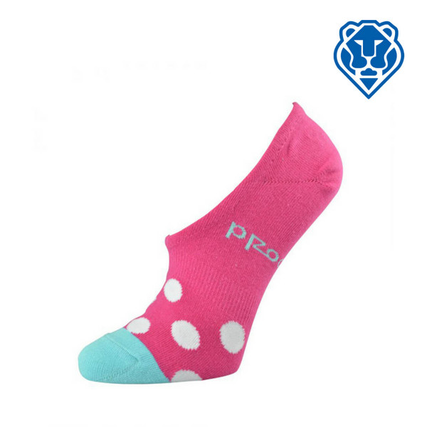 Women's Bamboo Secret Socks - Secret Spot Pink