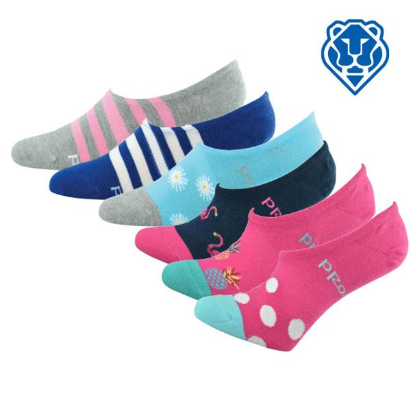Women's Bamboo Secret Socks - Assorted
