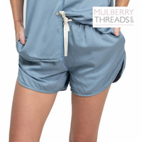 Harper Summer Sleepwear Shorts - Chambray