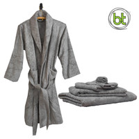 Luxury Bathroom Gift Pack - Griffin Grey