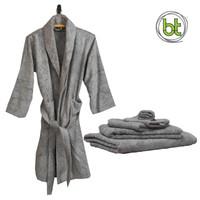 Luxury Bathroom Gift Pack - Griffin Grey