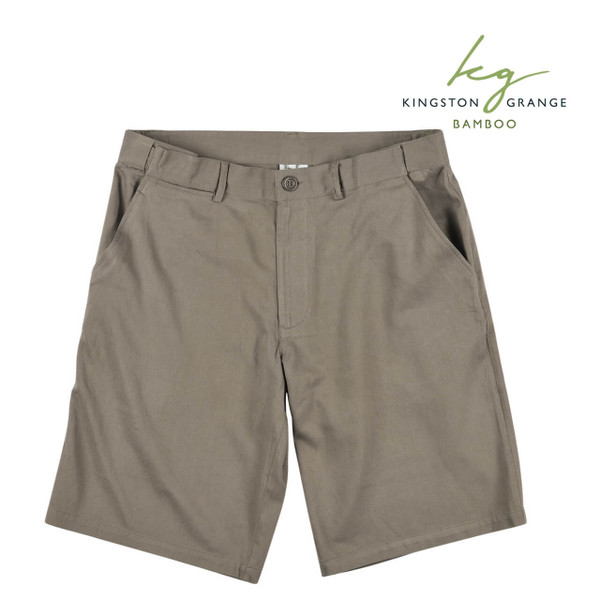 Men's Bamboo Easy-Fit Shorts - Jungle