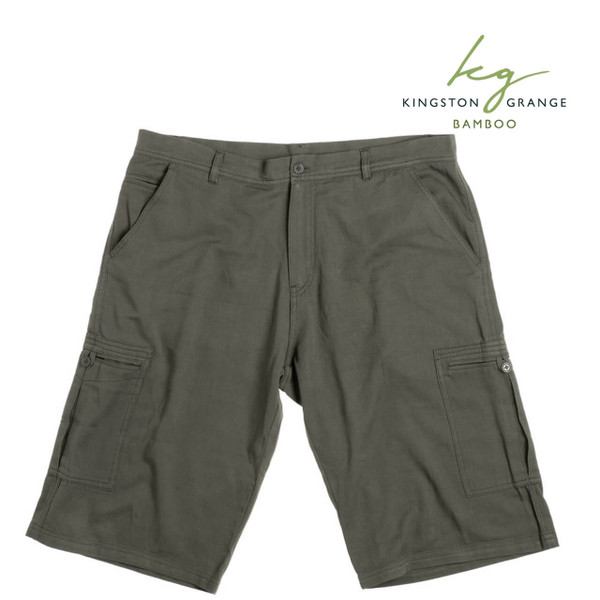 Men's Bamboo Walk Short - Jungle