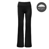 Women's Bamboo Lounge Pants by Witjuti - Black